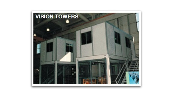 Industrial Mezzanine Vision Towers