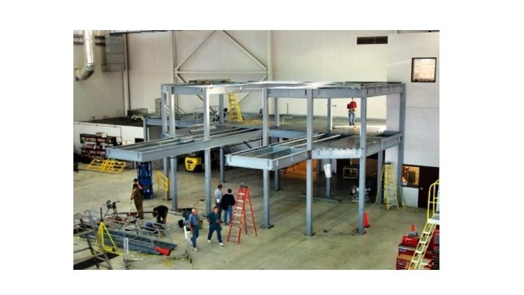 Mezzanine Construction