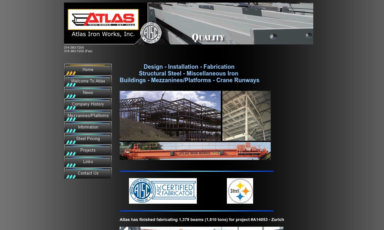 Atlas Iron Works, Inc.