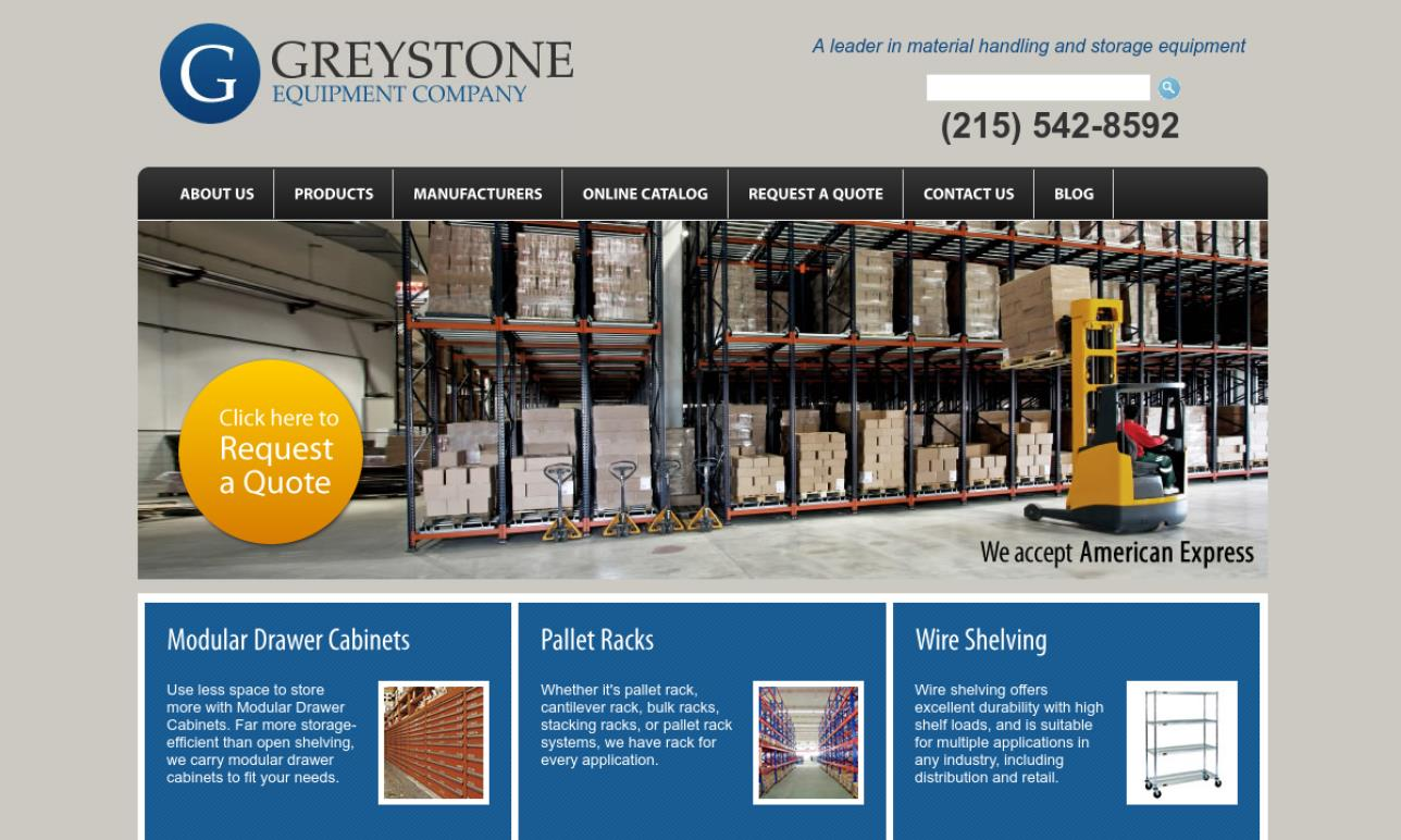 Greystone Equipment Company, Inc.