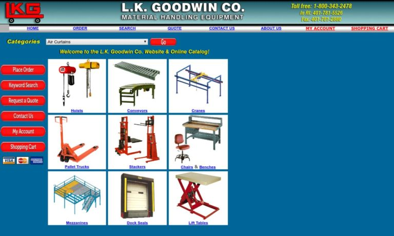 L.K. Goodwin Co., Inc.