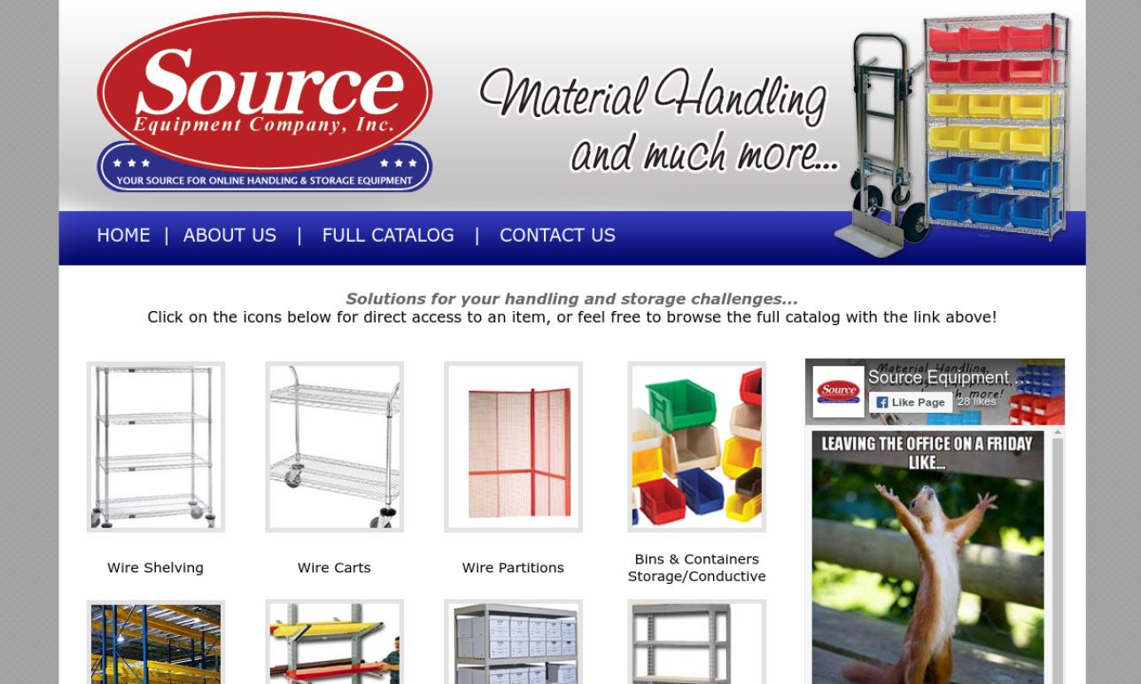 Source Equipment Company, Inc.