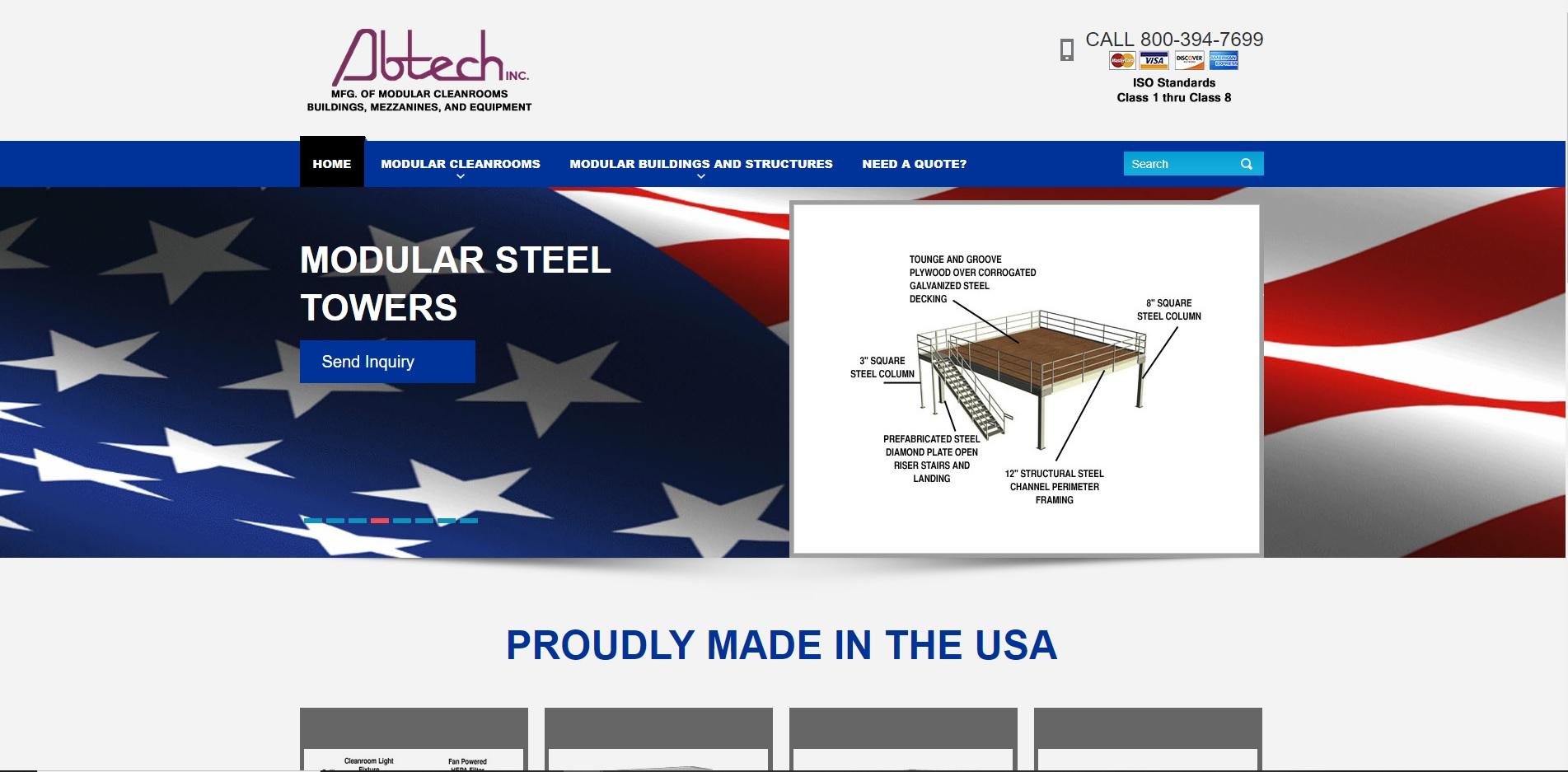 Abtech, Inc.