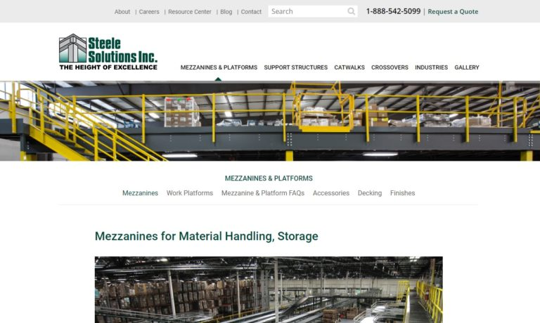 Steele Solutions, Inc.